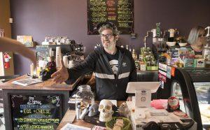 Katora coffee shop owner, grateful for help in battling drug addiction, hopes to give back